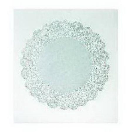 Royal Lace® 23004 Medallion Lace Pattern Round Paper Doilies, 8
