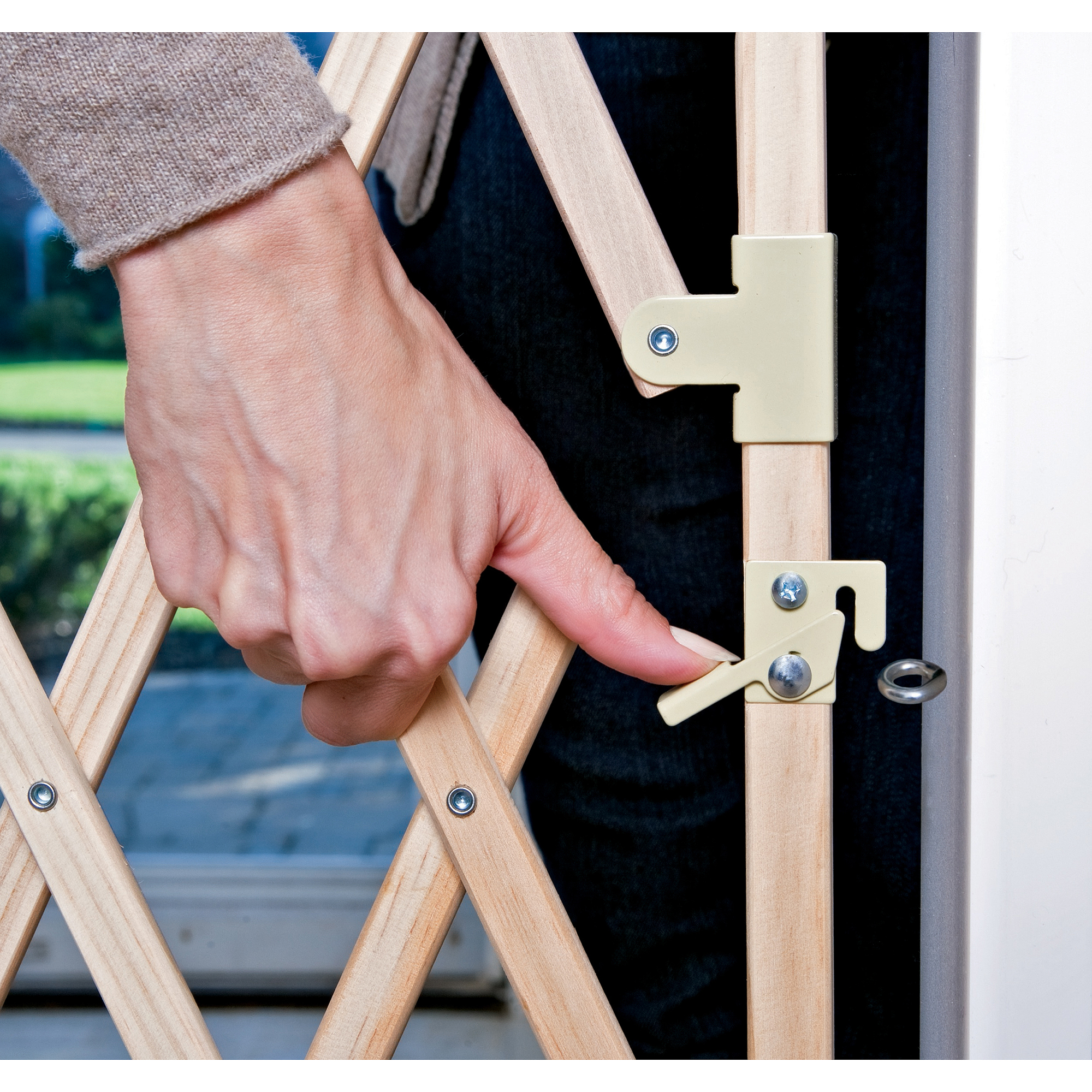 Evenflo - Expansion Swing Wide Gate