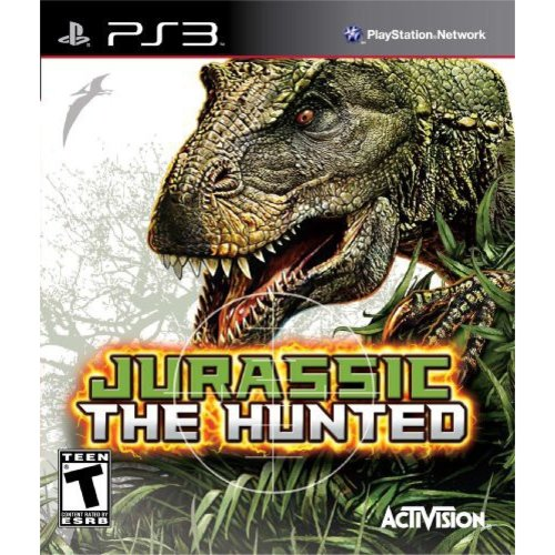 Playstation 3 - Jurassic The Hunted