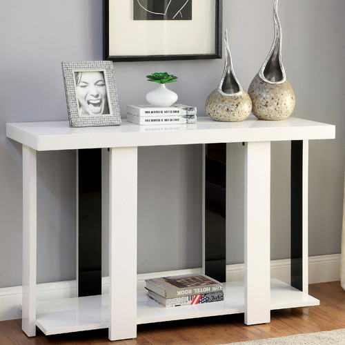 Hokku Designs Arnulfo Console Table by Hokku Designs