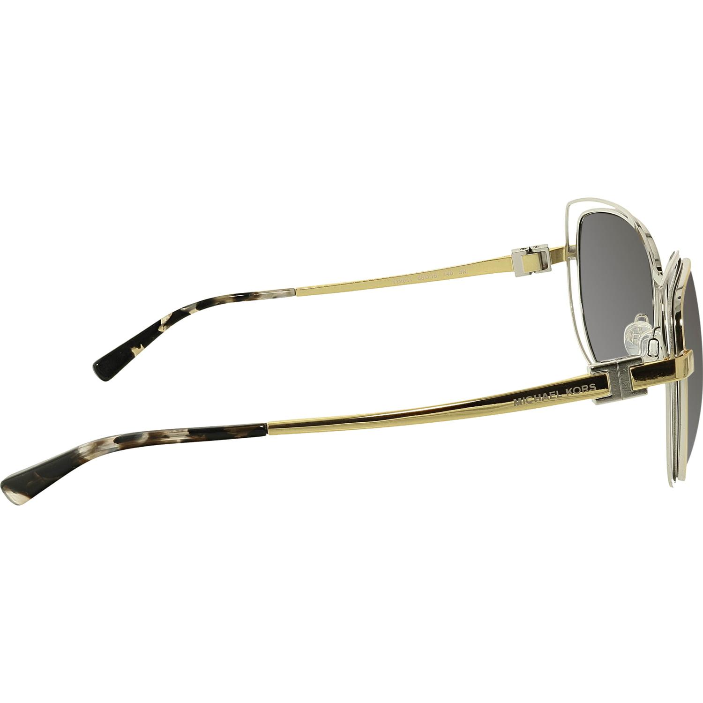 a095052592 Michael Kors - Michael Kors Women s Audrina I MK1013-1121R1-58 Rose-Gold  Cat Eye Sunglasses - Walmart.com