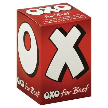 oxo beef gravy cubes