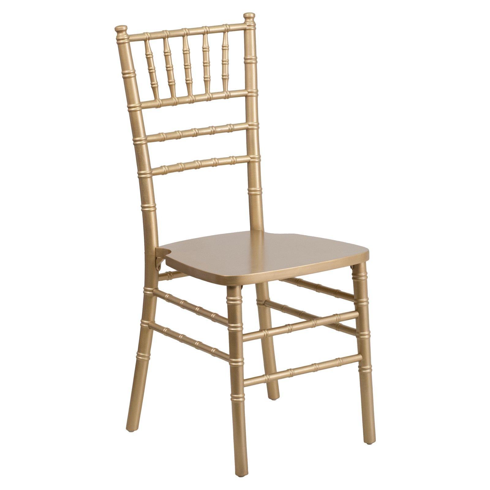 Flash Furniture HERCULES Series Wood Chiavari Chair, Multiple Colors
