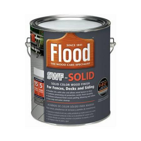 Flood Ppg Architectural Fin FLD142 01 1 Gallon Deep Tone Base Exterior Oil De