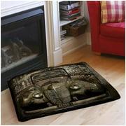 Manual Woodworkers & Weavers Old New York Indoor/Outdoor Pet Bed