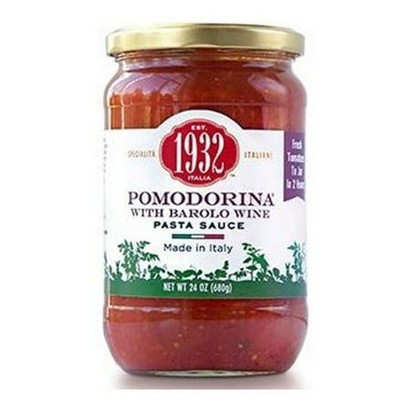 Menu 1932 Pomodorina With Barolo Wine Pasta Sauce   24 Oz
