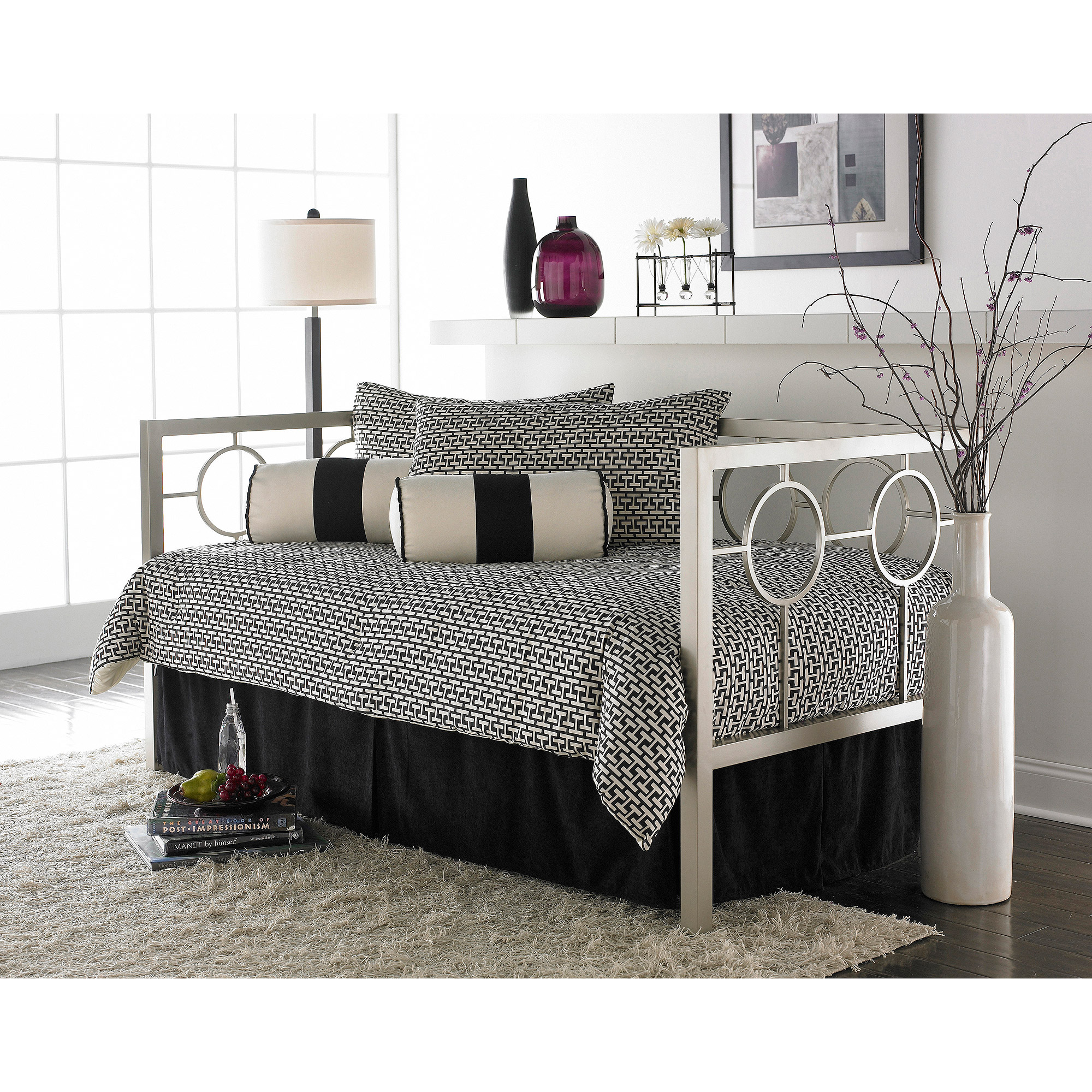 Leggett & Platt Fashion Bed Group Astoria Daybed without Link Spring, Champagne