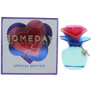 Someday by Justin Bieber, 3.4 oz Special Edition Eau de Toilette Spray for Women