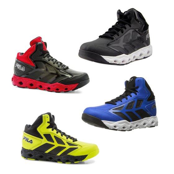 903b620dd8a8 FILA - Fila TORRANADO Mens High Top Athletic Basketball Sneakers ...