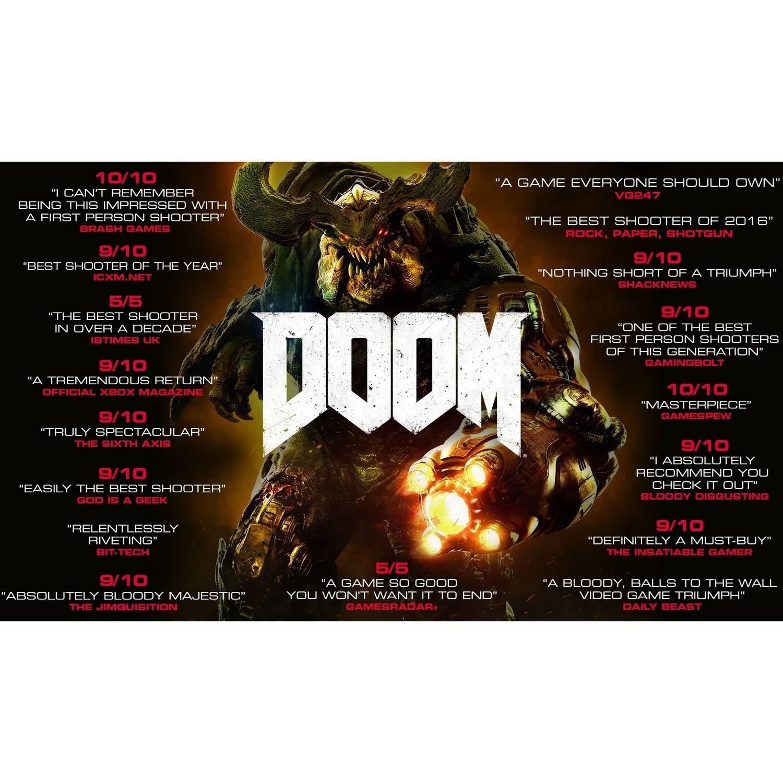 Doom, Bethesda Softworks, PC, 093155170209