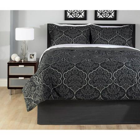 global printed bedding comforter set
