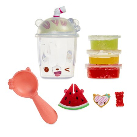 Num Noms - Snackables Scented Silly Shakes - Tropical Slushie