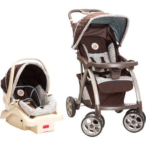 Disney Saunter Luxe Travel System, My Hunny Stripes