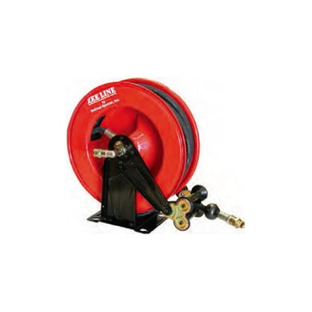 Zeeline 1474R 0 25 In  X 39 Ft  Grease Hose Reel