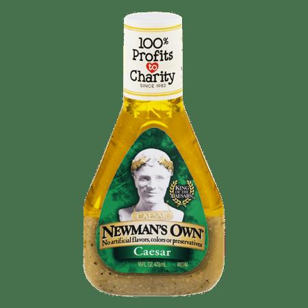 Newmans Own Caesar Dressing  16 Oz
