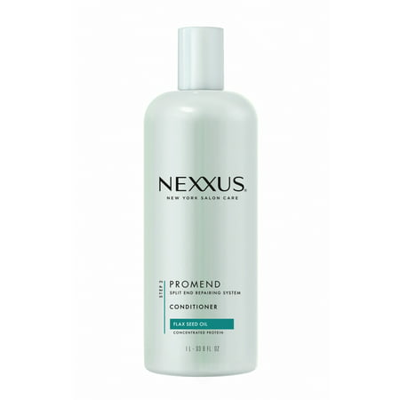 Moisture Split End (Nexxus Promend for Hair Prone to Split Ends Conditioner 33.8 oz)