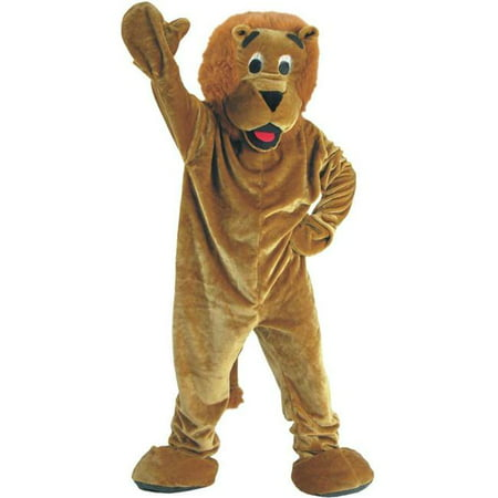 Costumes For All Occasions Up298 Lion Mascot