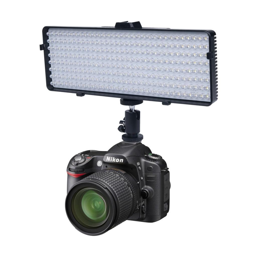 Polaroid Studio Series 256 LED Video Light Panel For DSLR...