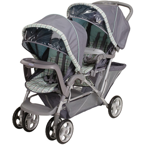 Graco - DuoGlider Multi-Child Double Stroller, Wilshire