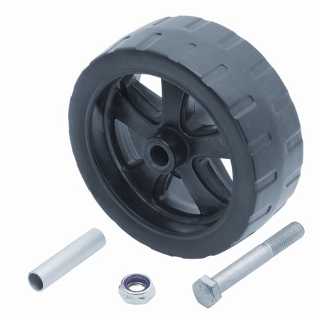Fulton 500131 Wide Track Wheel Kit  Incl  1 Wheel  Hardware  Replacement