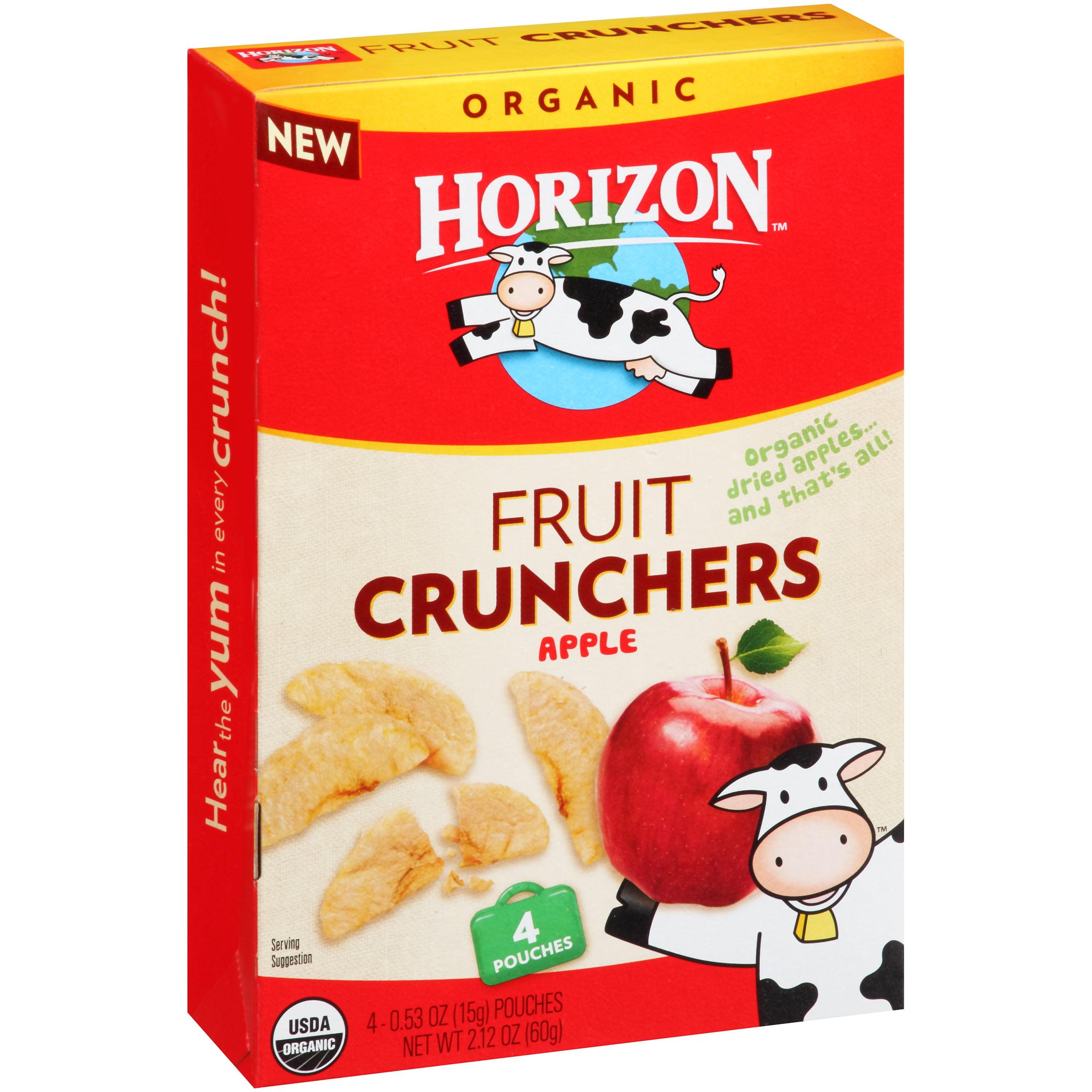 Horizon��� Organic Apple Fruit Crunches 4-0.53 oz. Pouches