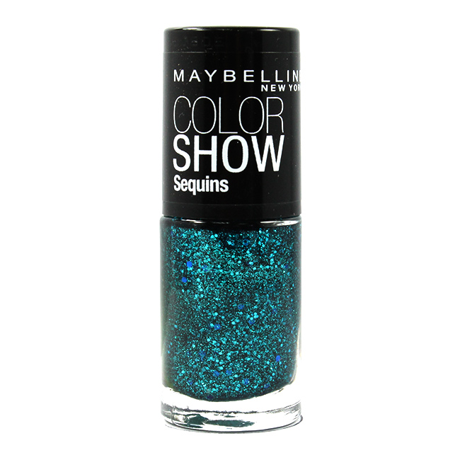 Maybelline Color Show Nail Lacquer - 820 Sea-Quins