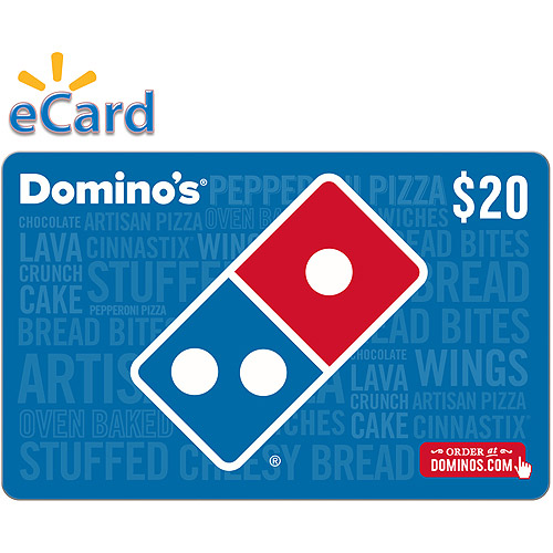 (Email Delivery) Domino's Pizza $20 eGift Card
