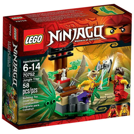 Jungle Lego Ninjago Trap Lego Jungle Ninjago UzLqMVGpS