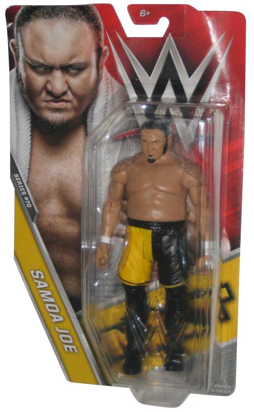 Basic Series 70 Samoa Joe WWE Mattel Wrestling Figure