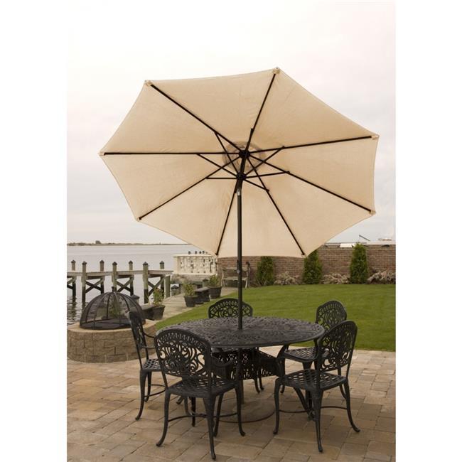 9 ft. Market Umbrella with Aluminum Frame