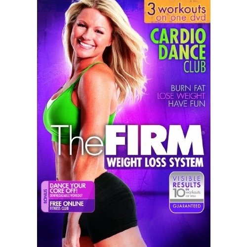 The Firm: Weight Loss System - Cardio Dance Club