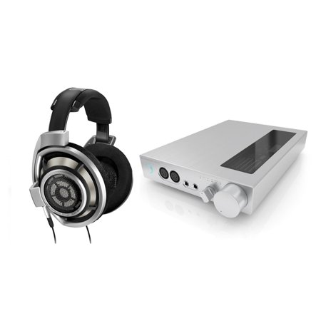 Sennheiser HD800 Professional Studio Over-Ear Headphones and HDVD800 Digital Headphone Amplifier by