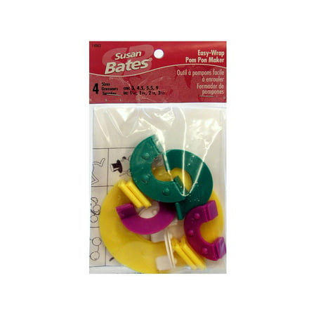 Bates Easy Wrap Pom Pom Maker