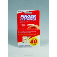 ACU-LIFE Finger Cots, Aculife 40Ct Finger Cots, (1 PACK, 40 EACH)