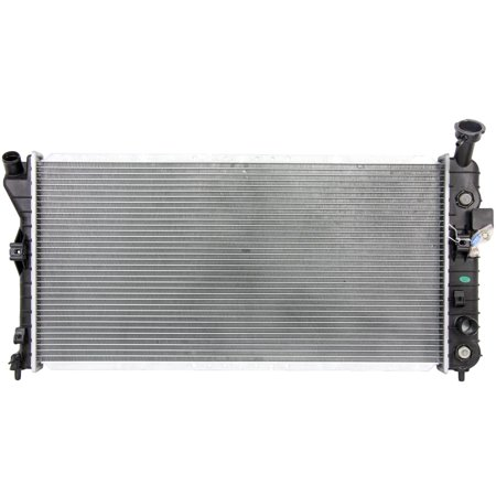 NEW RADIATOR ASSEMBLY FITS BUICK 00-04 CENTURY REGAL 3.1L 3.8L V6 3800CC 189 CID 21560 8012343 52487052 89018542 GM3010104 Buick Century Radiator Auto Car