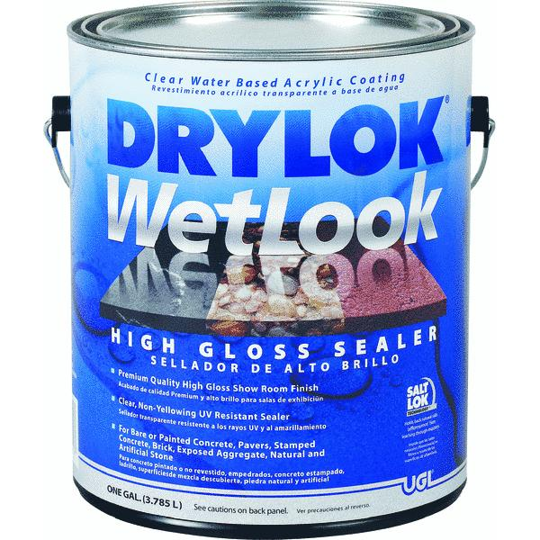 Drylok Wetlook High Gloss Concrete Sealer