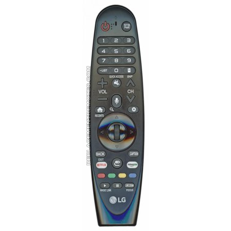 Lg Anmr650a Netflix  P N  An Mr650a Netflix  Tv Remote Control  New