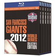 2012 World Series Collector's Set (Blu-ray) by ARTS AND ENTERTAINMENT NETWORK