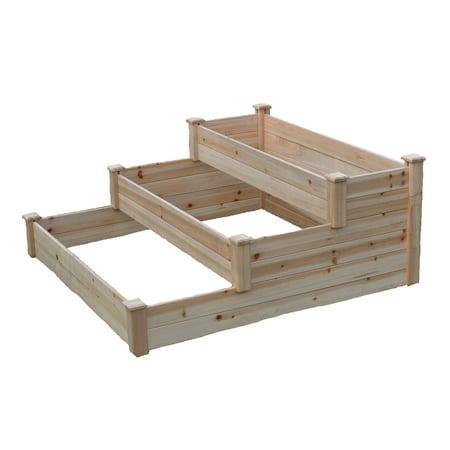 - EDEN Waterfall / Pyramid Garden Bed Kit