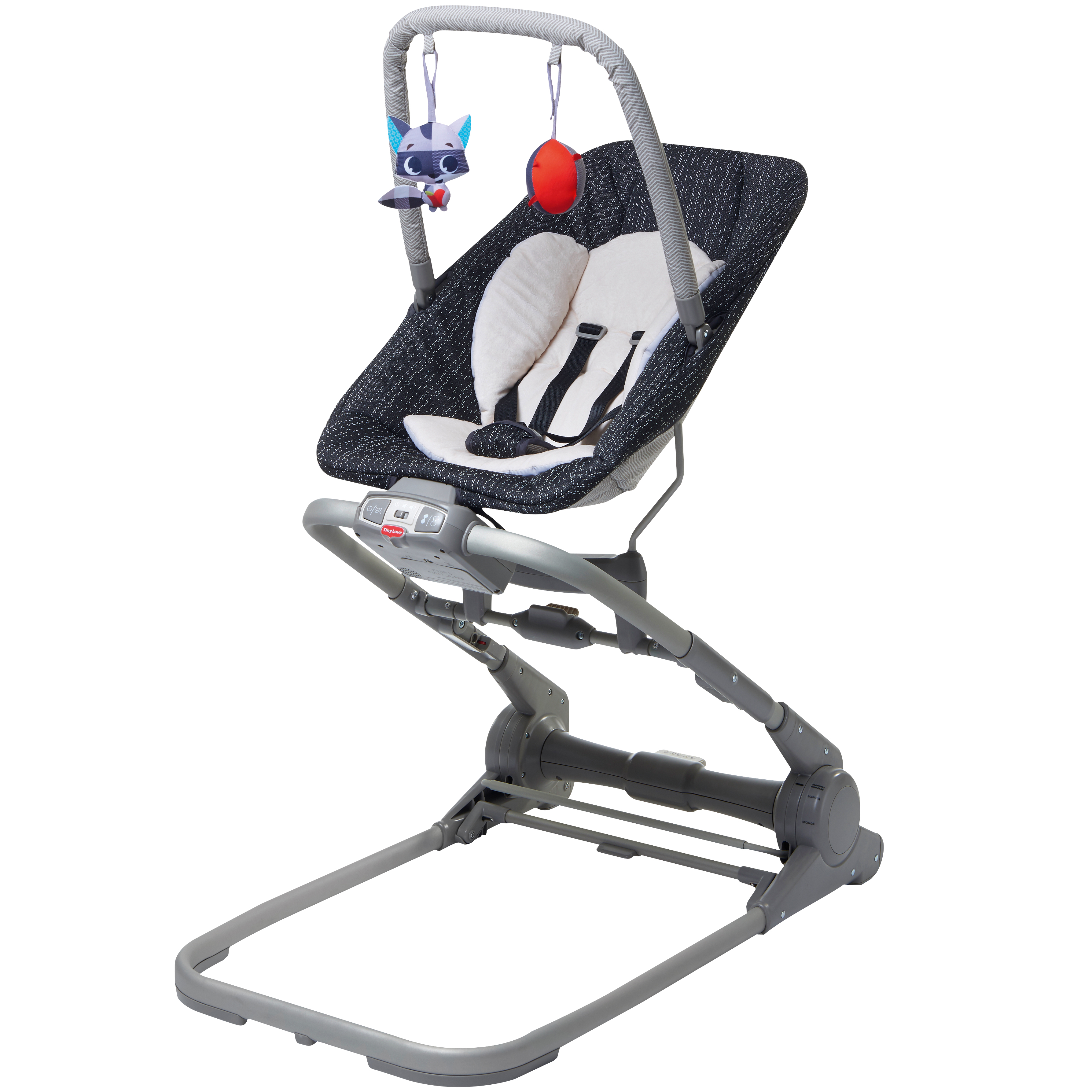 Tiny Love 3-in-1 Close To Me Soothing Baby Bouncer, Luxe