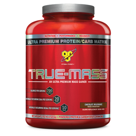 BSN Truemass, Chocolate, 5.82lb