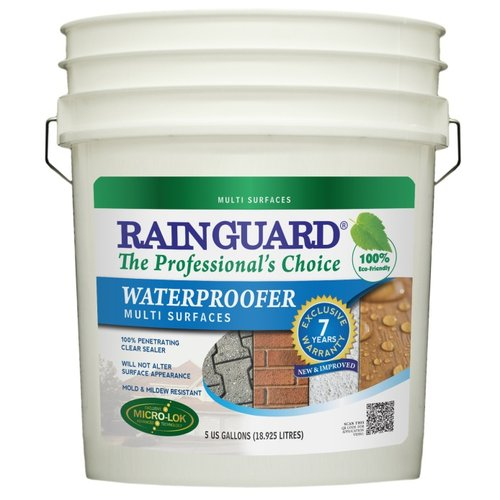 Multi Surface Masonry and Wood Waterproofer 5 Gal for the Homeowner