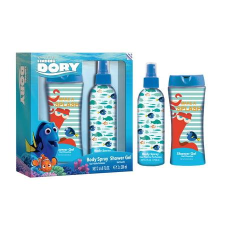 Disney Finding Dory Make A Splash Body Spray & Shower Gel 2-Piece (Make Body Splash)