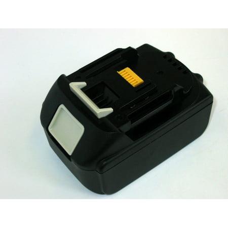 UpStart Battery Makita BTD144 Battery - Replacement Makita 18V Battery (1500mAh,
