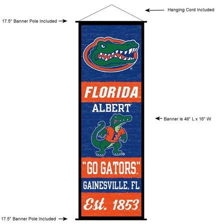 Florida UF Gators Indoor Banner Art