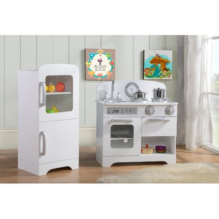 Homestar Coco Michelle Sweet Play Kitchen And Refrigerator Set