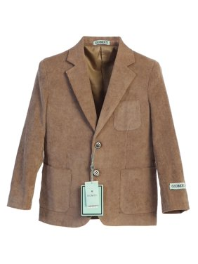 Gioberti Boys and Kids Corduroy Blazer Jacket