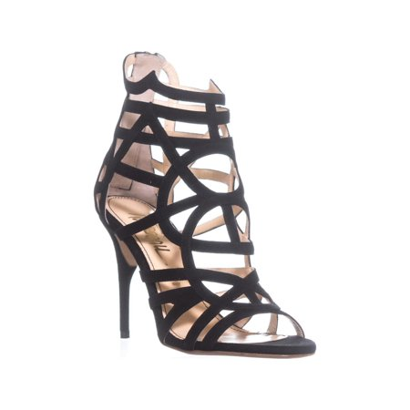 Jerome C. Rousseau Greco Strappy Sandals, Black - image 6 of 6