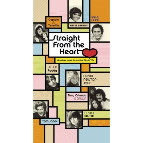 Straight From The Heart / Various (Box) (Dig)
