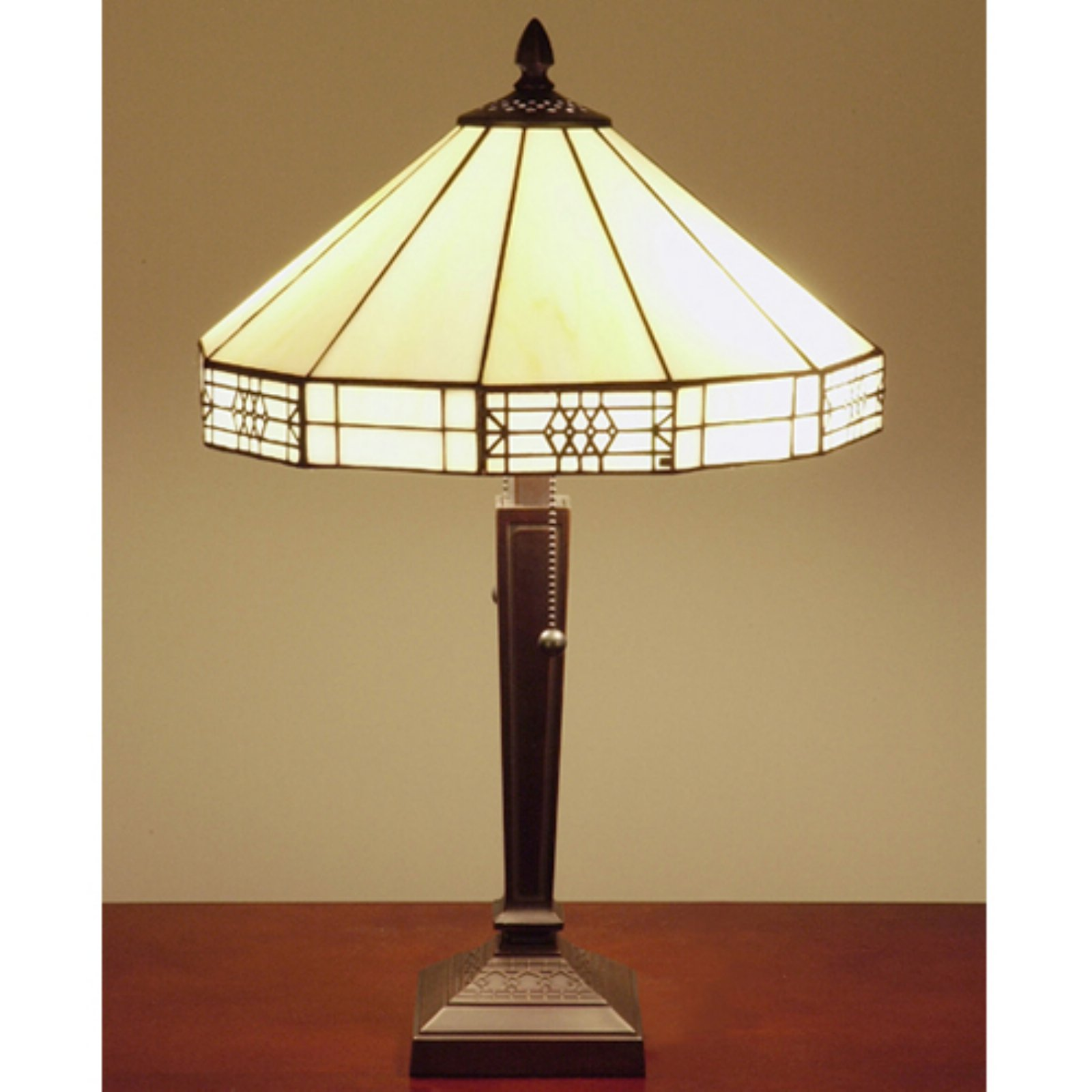 Warehouse of Tiffany Mission Style Desk Lamp
